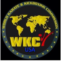 WKC-USA LOGO
